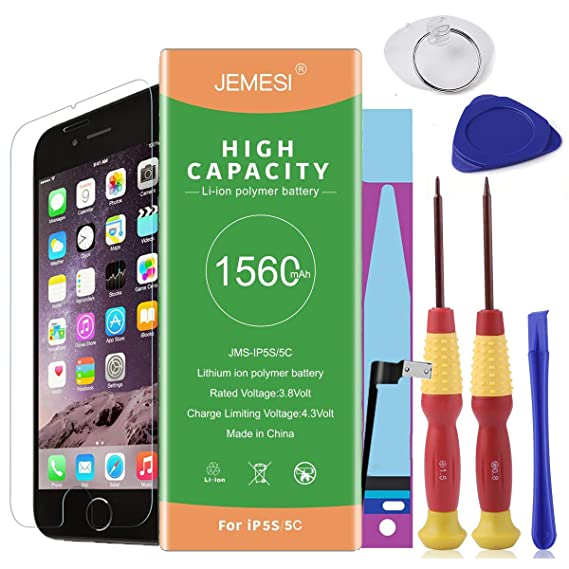 How long to replace an iphone 5s battery problem