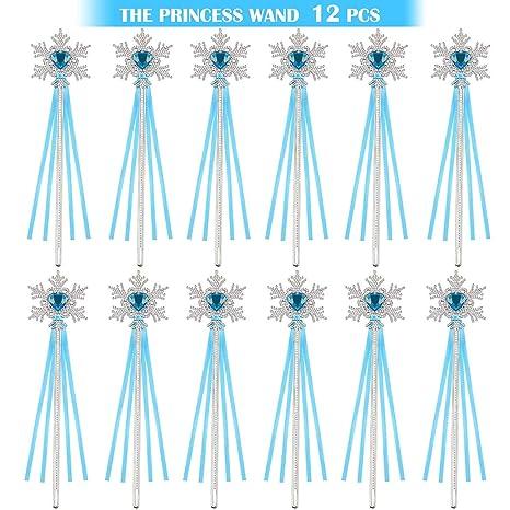 B Bascolor 12 Piezas Princesa Disfraz Accesorios Princesa ...