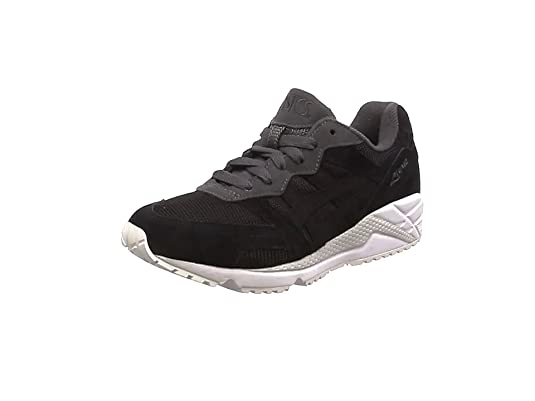 meet cb6e7 d5d4f Asics Gel-Lique, Zapatillas Unisex Adulto, Negro Black, 39.5 EU