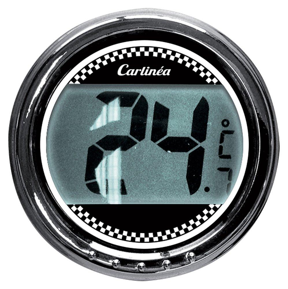 Carlinea 485007 Thermomè tre Exté rieur LCD IMPEX SAS