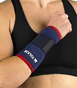 a915532d6d Vulkan Classic Wrist Support with Strap, Medium, Old Style, For Wrist  Sprains,