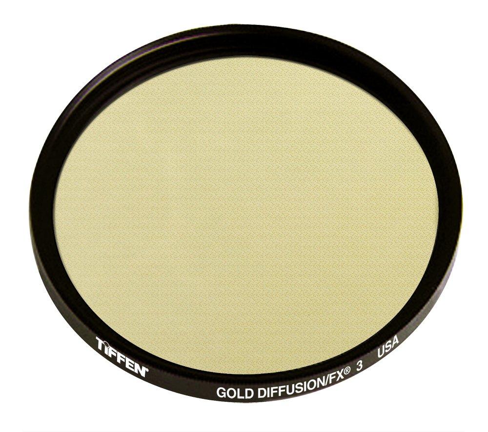 Tiffen 77GDFX3 77mm Gold Diffusion 3 Filter