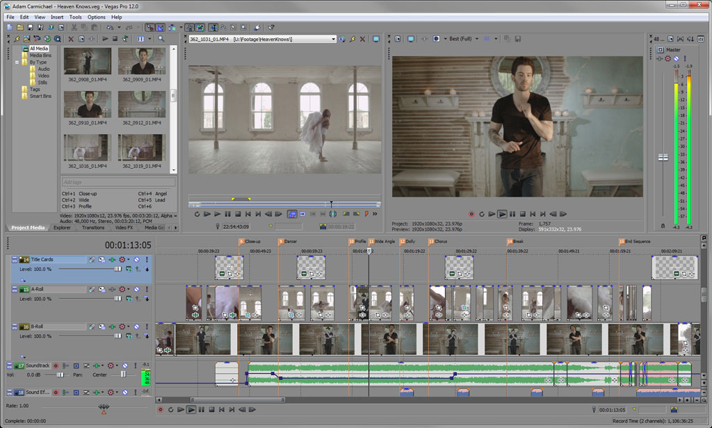 sony vegas 13 download transitions