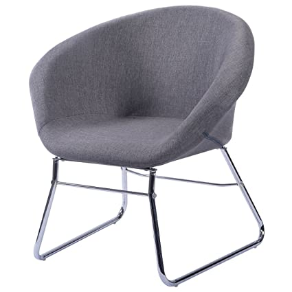 Image Unavailable. Image Not Available For. Color: Modern Gray Accent Arm Chair  Sofa Beautiful French Provincial Couch CHOOSEandBUY