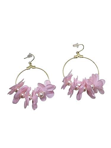 Premier Design Purple Red Light Pink Necklace Earring Set Bracelet