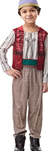Rubies Official Disney Live Action Aladdin, Aladdin Childs Costume, Size Large - Age 7-8 Years, Multi Color, 300304 7-8