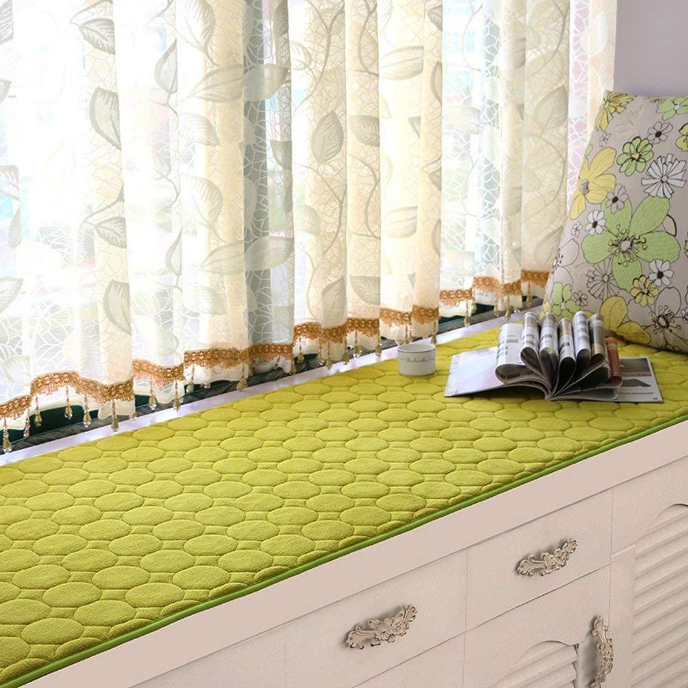 JU Einfacher moderner Pendel-Matten-Fensterbrett-Matten-Sommer-Schwamm-Balkon-Kissen-Sich hin- und herbewegender Eimer, Multi-Größe Multi-Größe Multi-Größe B07J3C14YX | Schönes Aussehen  df2134