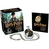 Harry Potter Locket Horcrux Kit And Sticker Book (Running Press Mini Kit)