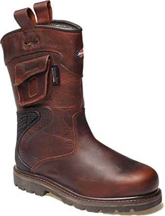 Dickies Texan Super Safety Leather