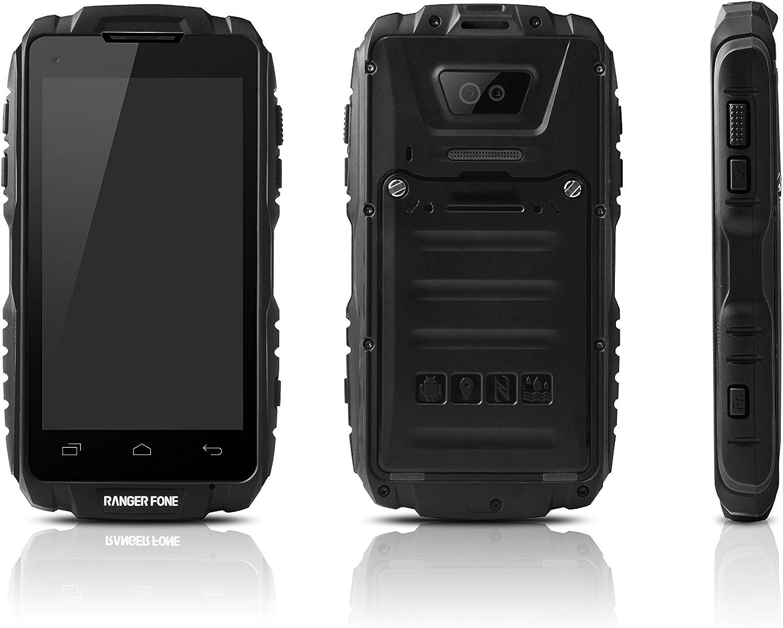 Rangerfone S18 Moviles Resistentes / Smartphone IP68 4G-LTE 2GB+ ...