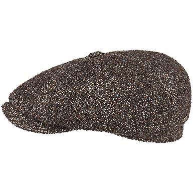 Stetson Hatteras Virgin Wool Silk Cap Men at Amazon Men s Clothing ... c98a1d25e768