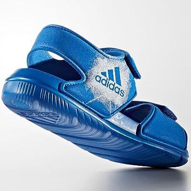 97da2a805379 adidas アディダス サンダル AltaSwim C ビーチサンダル キッズ ジュニア 子供靴 靴 シューズ ba9289