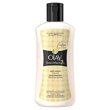 Olay Total Effects 7en1 Leche Limpiadora - 200 ml: Amazon.es: Amazon Pantry