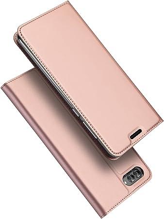 SMTR Xiaomi Mi7 Funda, Ultra Silm PU Funda Cuero Flip, Wallet PU ...