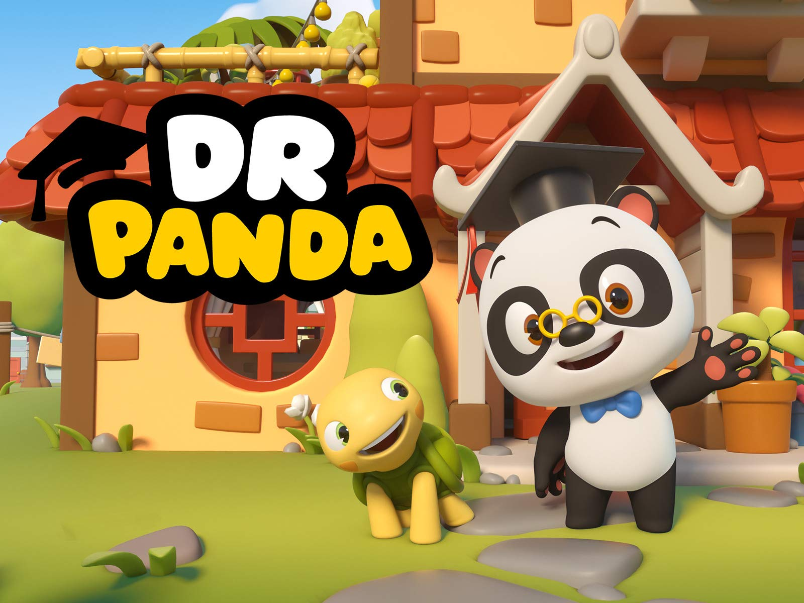 Dr. Panda on Amazon Prime Video UK