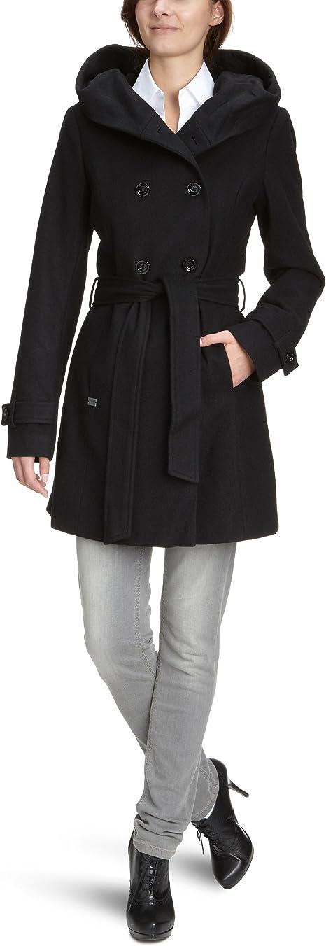 Liittyvät tuotteet til ONLY Lisa Hooded Wool Coat Black M