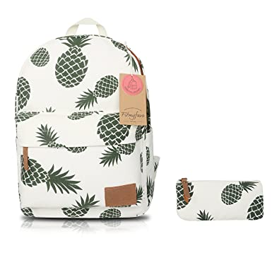 2cb549c0ac4e Image Unavailable. Image not available for. Color  FITMYFAVO Backpacks  School Bookbags For Girls Teen Daypacks College Backpack Women Floral ...