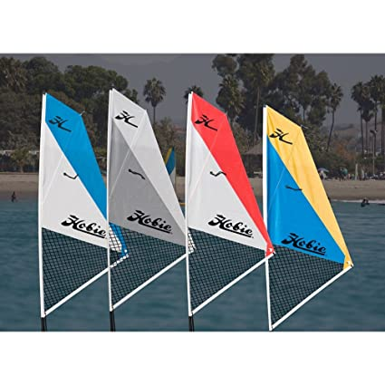 Hobie Mirage Kayak Sail Kit 2017 Silver White