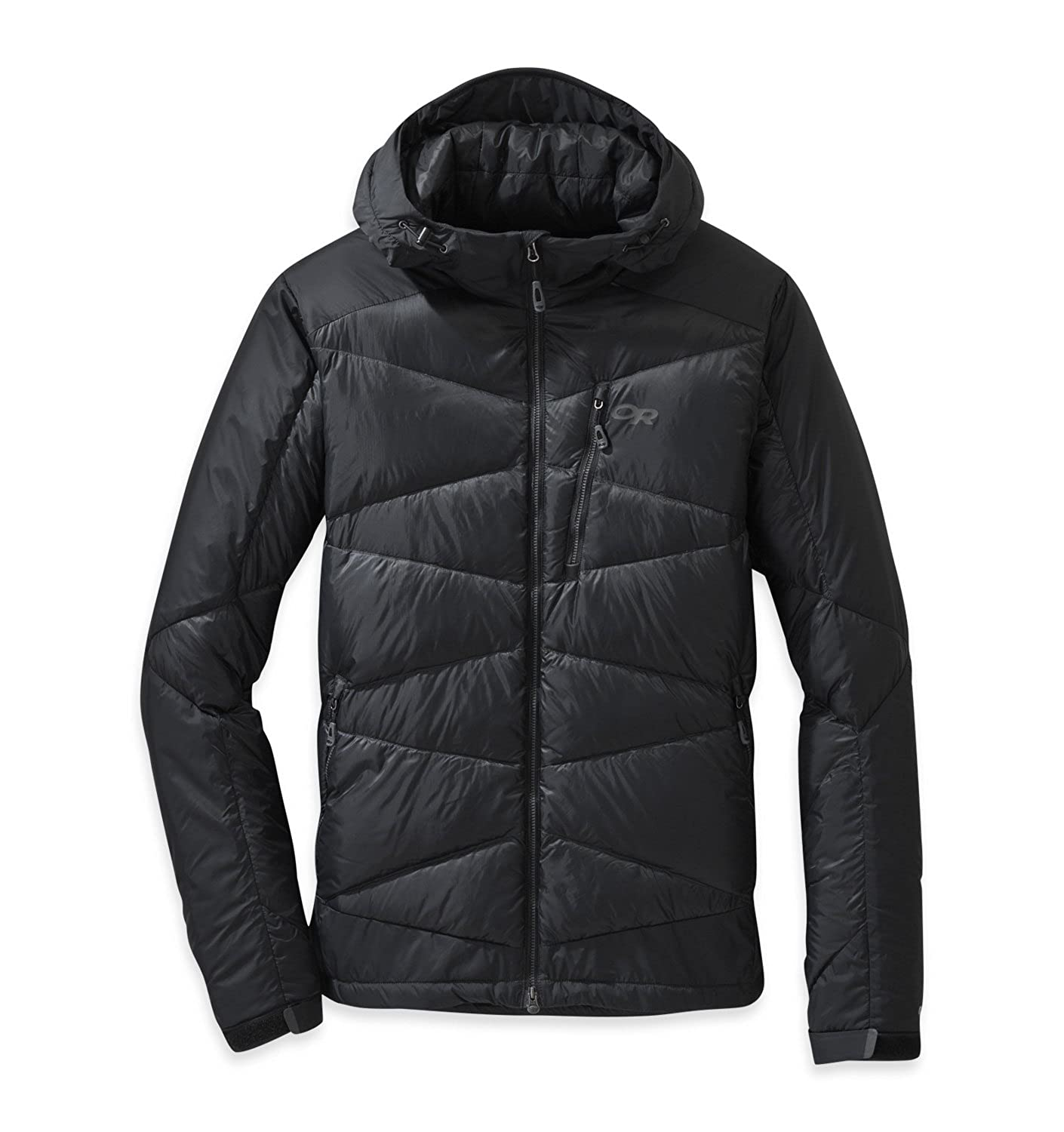 Outdoor Research Mens Diode Hooded Jacket