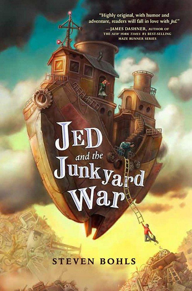 Jed and the junkyard war steven bohls 9781484729236 amazon jed and the junkyard war steven bohls 9781484729236 amazon books fandeluxe Gallery