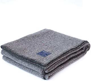 product image for Faribault Utility Blanket Gray
