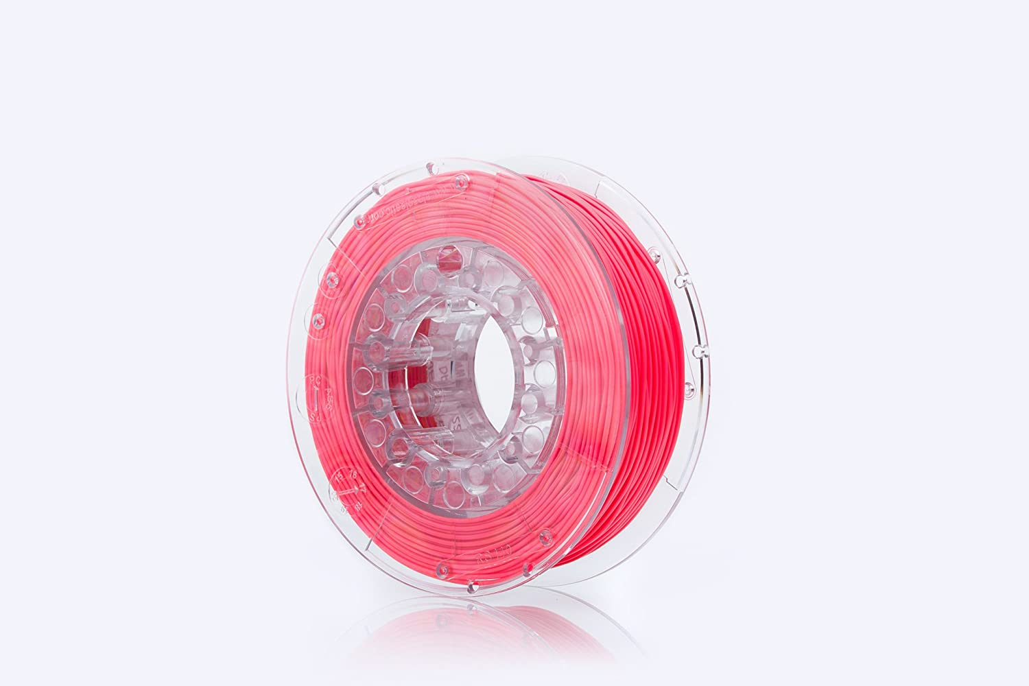 print-Me 5906190617545 Filament for 3D Printer TPU 40D 1.75 mm 0.2 kg Neon Pink