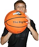 HoopsKing The Big Shot 33 Inch Oversized Big Basketball for Training with DVD, Develop Arc on Shot & Fundamental Skills