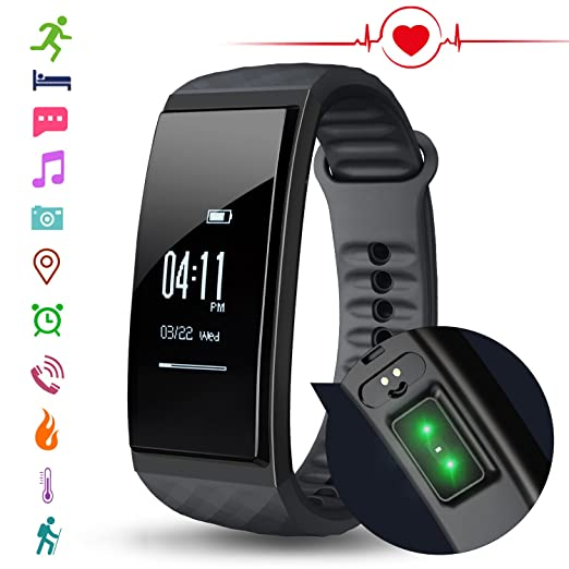 36d8487c05f The Best Fitness Tracker Wristbands With Heart Monitor Reviews and ...