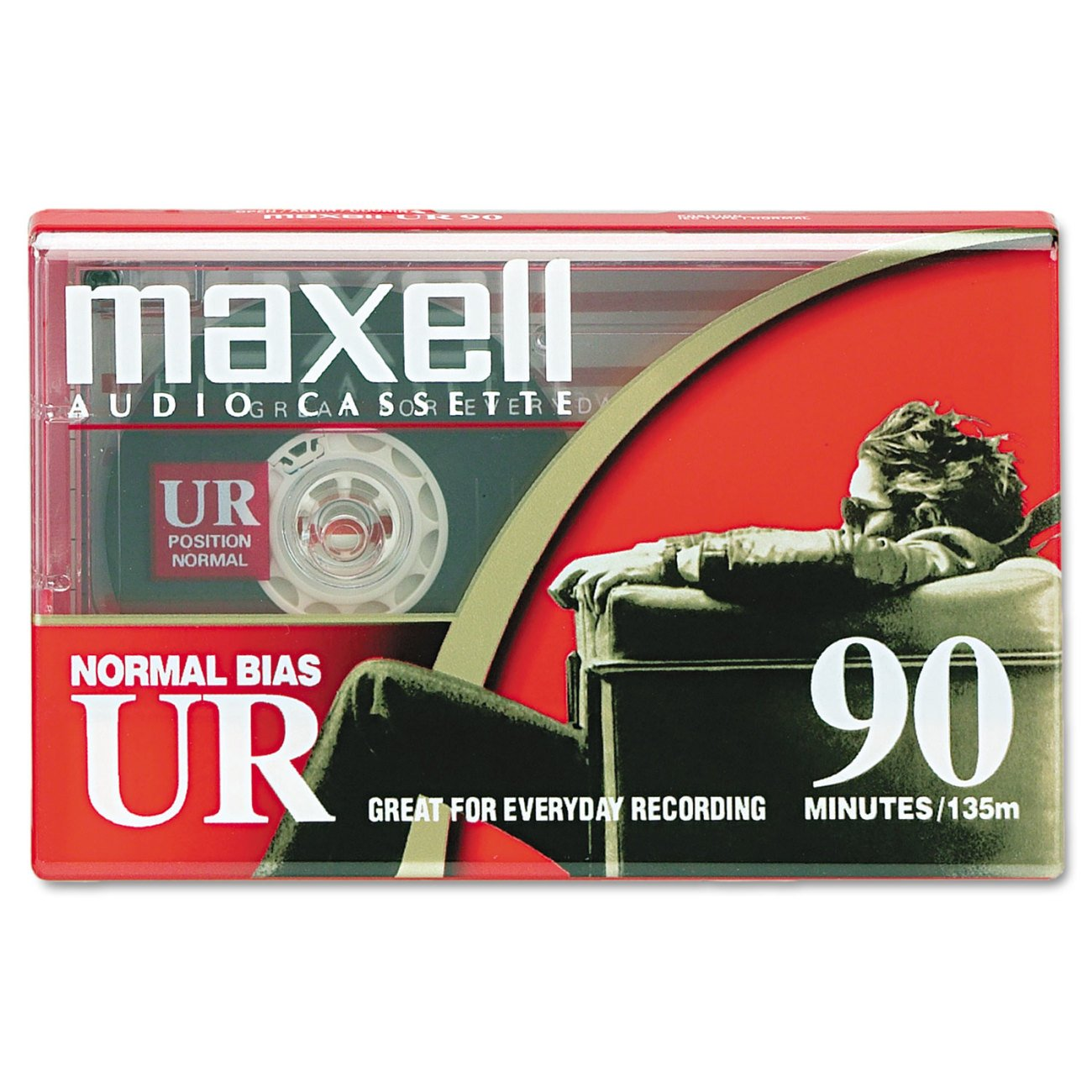 B000001OKH Maxell 108510 Normal Bias-Ur 713Ab6OYOrL