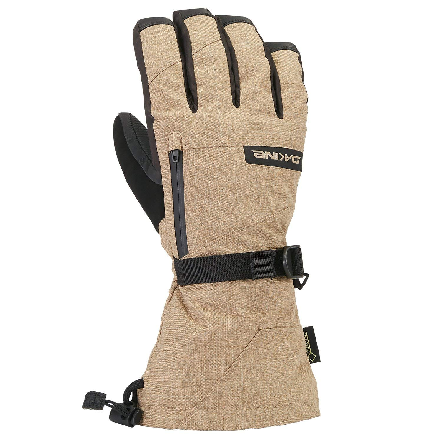 Dakine Men's Titan Gore-Tex Gloves, Stone, M by Dakine