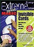 Forum Novelties Extreme Street Magic - Invisible Cards Magic Deck