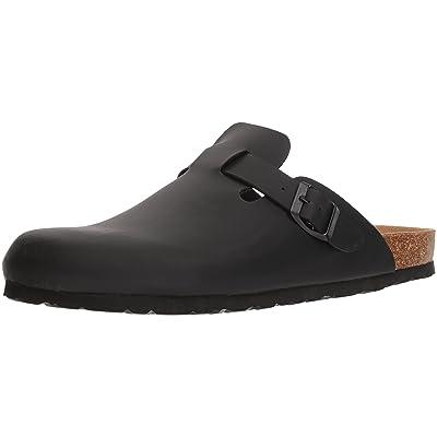 Amazon.com | Bayton Men's Helios Sandal, Black, | Sandals