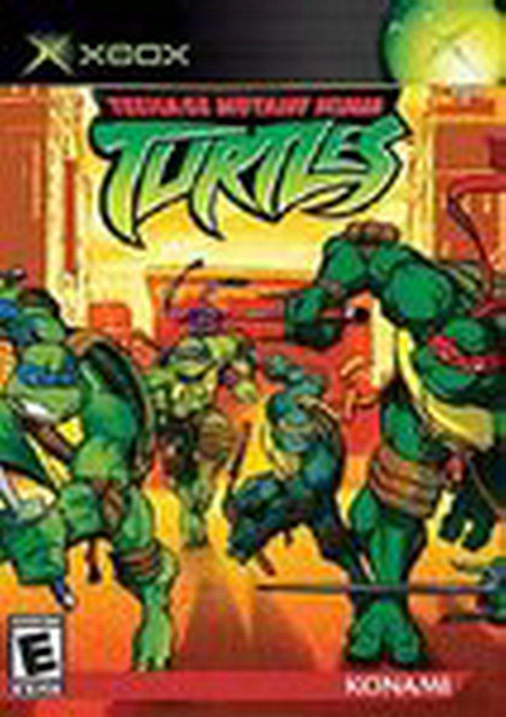 Amazon.com: Teenage Mutant Ninja Turtles: Video Games