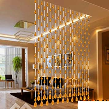Crystal Vorhang/bead Vorhänge/hissen,balkon,wand Vorhang/living Room,