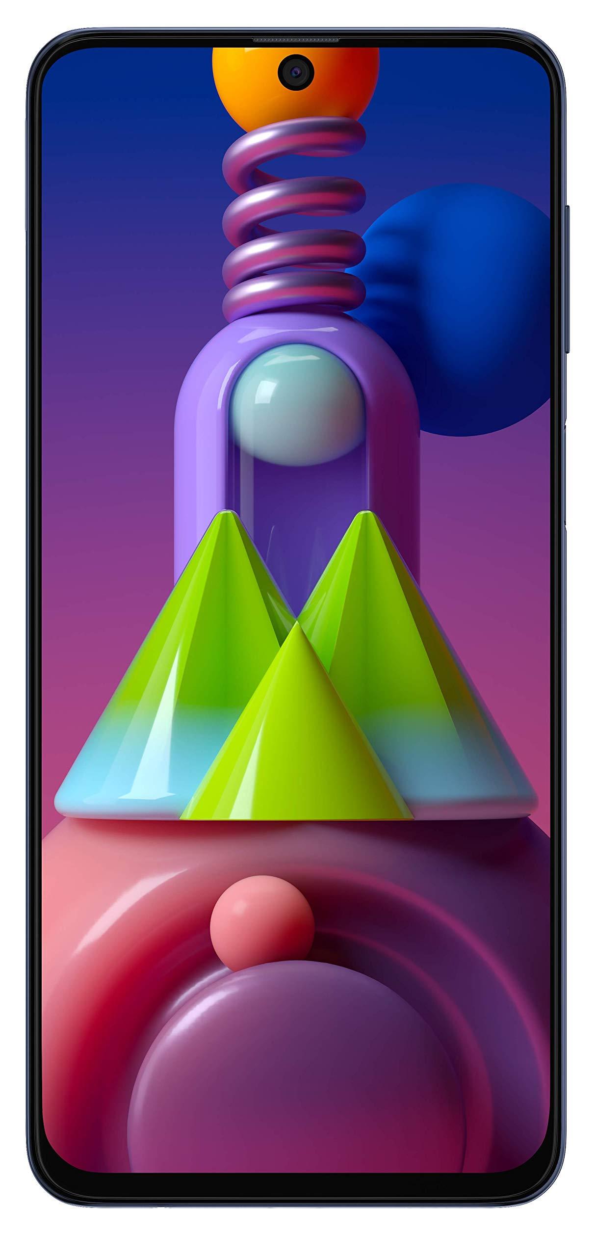 Samsung GALAXY M51 ( 128 GB)  (6 GB RAM)