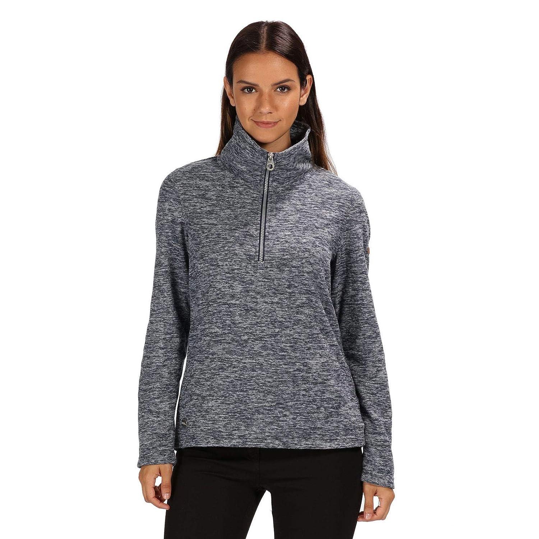 Regatta Womens Fidelia Lightweight Half Zip Fleece