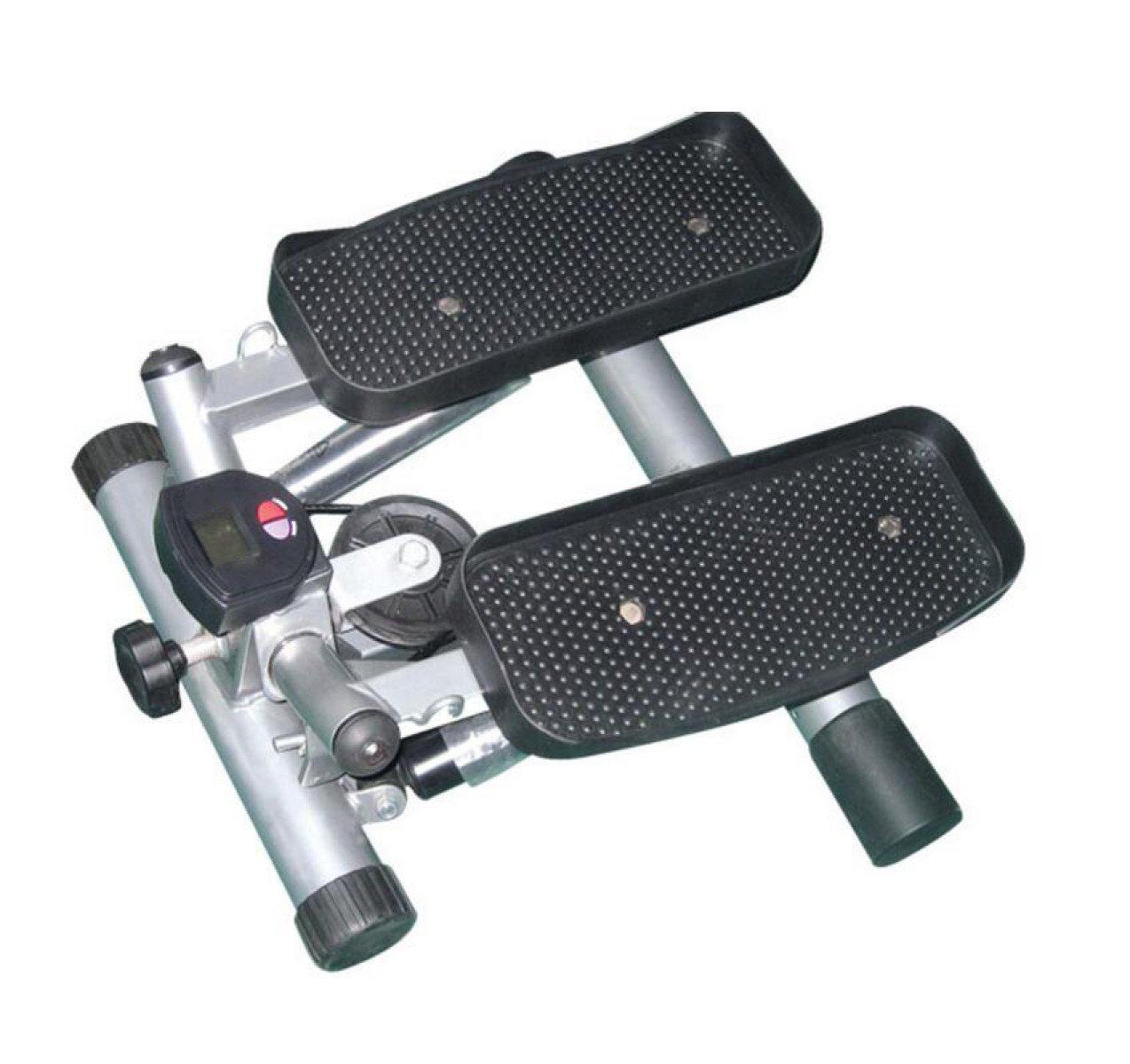 Swing Stepper Mute Roller Skate Machine Stomach Machine Home Sport Fitness Body Machine Aerobic Exercise by GHGJU