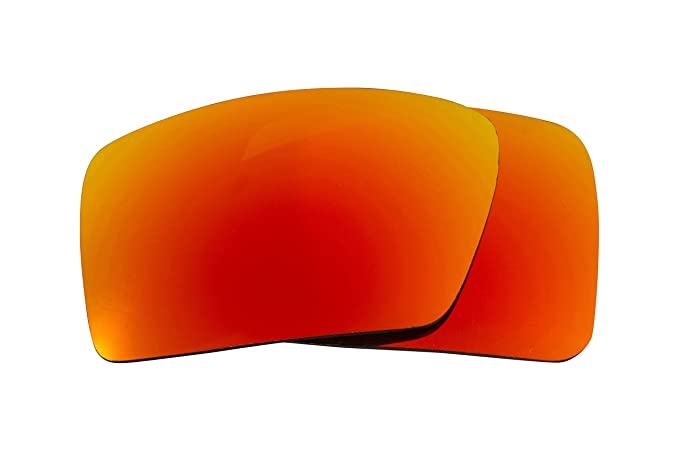 85c6430622 Image Unavailable. Image not available for. Color  Eyepatch 2 Replacement  Lenses Polarized Red Mirror by SEEK fits OAKLEY
