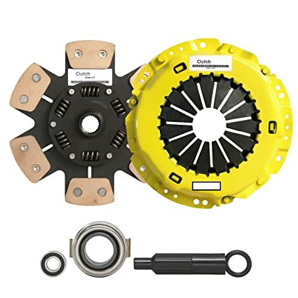 Amazon.com: Racing Clutch Kit Complete Set Stage 3 Fit 99-00 Honda Civic SI 94-97 DEL SOL VTEC Automotive Clutch Pressure Plates & Disc Sets - House Deals: ...