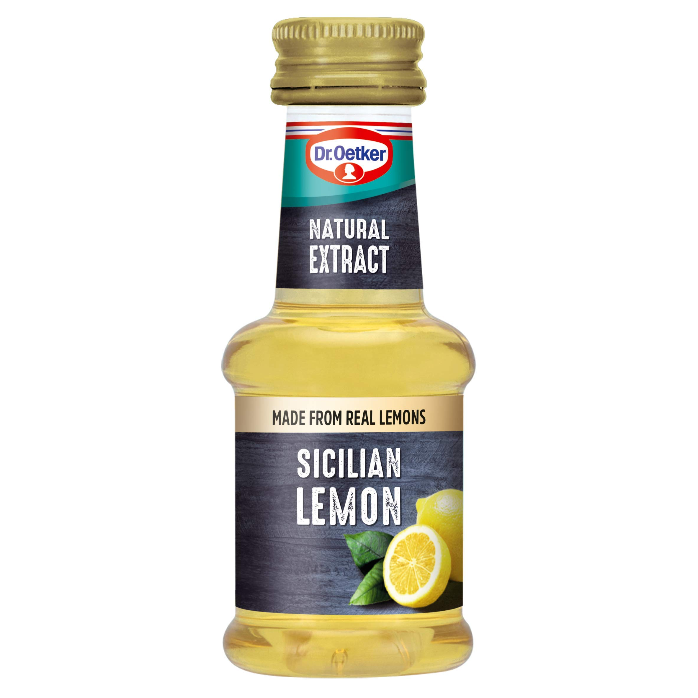 Dr. Oetker Sicilian Lemon Extract, 35ml