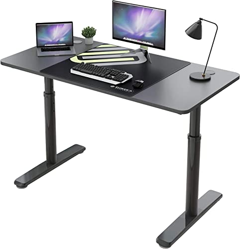 Eureka Ergonomic Computer Desk 47 Inch Adjustable Height Standing Up Desk