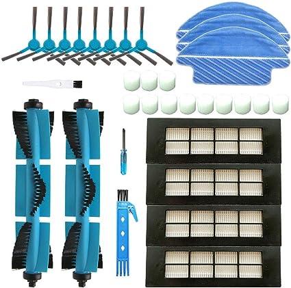 BSDY YQWRFEWYT Kit de Accesorios de Limpieza para Robots ...