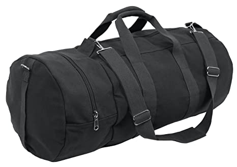 Amazon.com  Rothco Canvas Double-Ender Sports Bag 7b7d9f182