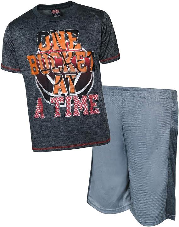 Amazon.com: Mad Game - Juego de camiseta y pantalones cortos ...