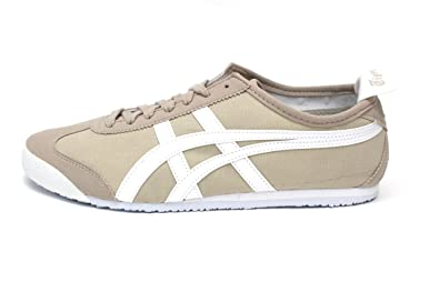 buy popular 8428e 58216 Amazon.com: Onitsuka Tiger Mexico 66 Mens in Simply Taupe ...