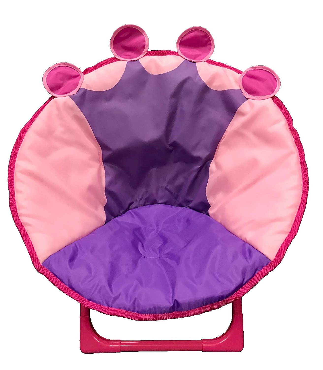 just4baby Kids Children Foldable Bedroom Play Room Moon Chair Moonchair CROWN Design