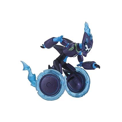 amazon com ben 10 omni enhanced xlr8 action figure toys games