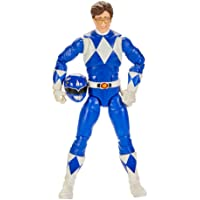 Power Rangers E8658 Lightning Collection Mighty Morphin Blue Ranger 6-Inch Premium Collectible Action Figure Toy with…