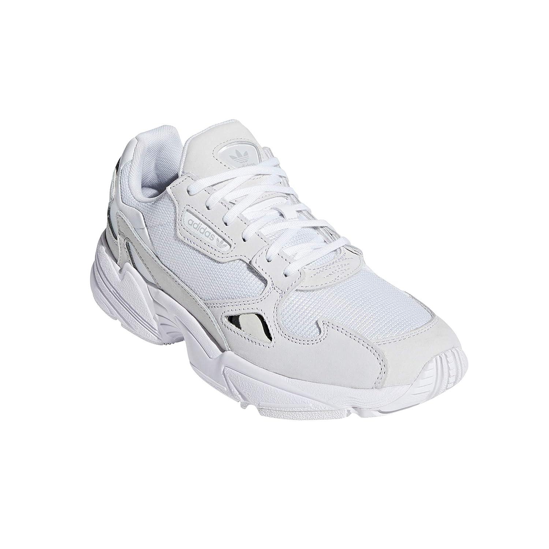 huge selection of d04f3 c7eee Adidas Falcon W, Scarpe da Fitness Donna, Sneaker (39 EU, WhiteCrystal  White) Amazon.it Scarpe e borse