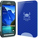 Skinomi Tech Glass - Samsung Galaxy S5 Active Glass Screen Protector with LifeTime Replacement Warranty / Ultra Thin (.33mm Thickness) Premium Tempered Glass - Crystal Clear 9H Hardness with Oleophobic Coating - 99% Clarity a